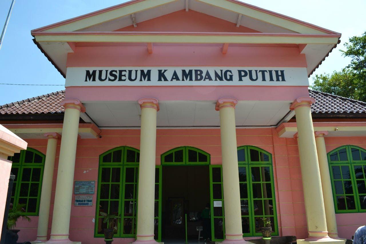 Jejak Sejarah Museum Kambang Putih Tuban Youtube Kab