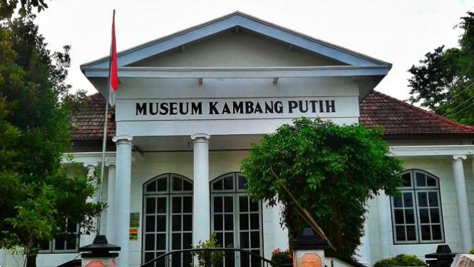 Jejak Sejarah Tuban Museum Kambang Putih Viva Image Title Photo