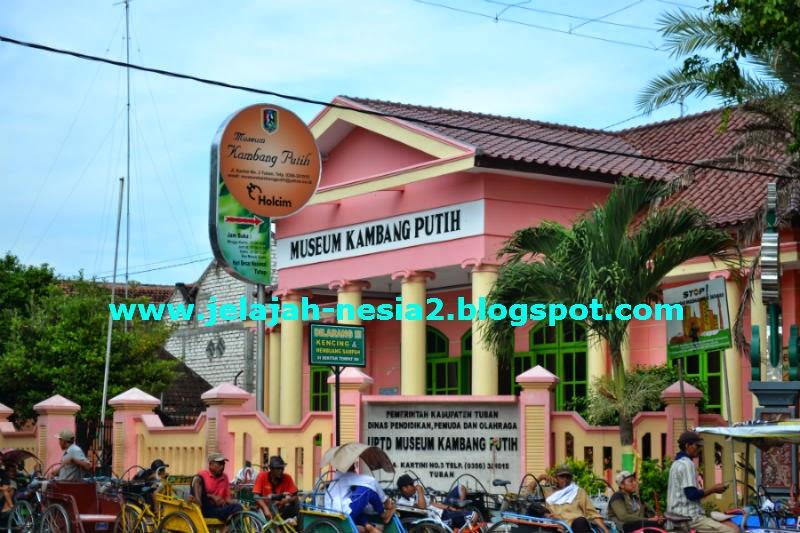Jelajah Nesia 2 Serunya Berwisata Edukasi Museum Kambang Putih Berada