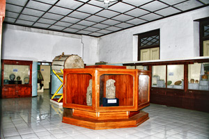 Kambang Putih Museum Strategic Place Visited Tuban City Kab