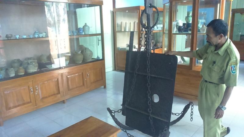 Koleksi Museum Kambang Putih Tuban 5 774 Benda Bersejarah Halo