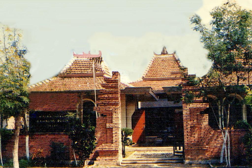 Museum Kambang Putih Wisata Jawatimuran Kemabng Tuban Kab