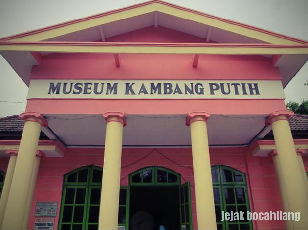 Tuban Kota Seribu Becak Jejak Bocahilang Museum Kambang Putih Kab