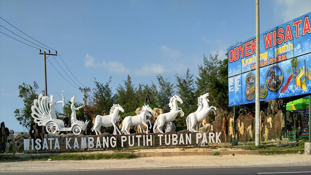 Yuk Berwisata Bahari Kambang Putih Tuban Park Kptp Jatim Museum
