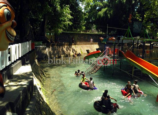 Bloktuban Pemandian Bektiharjo Jadi Jujukan Wisatawan Luar Kota Kab Tuban