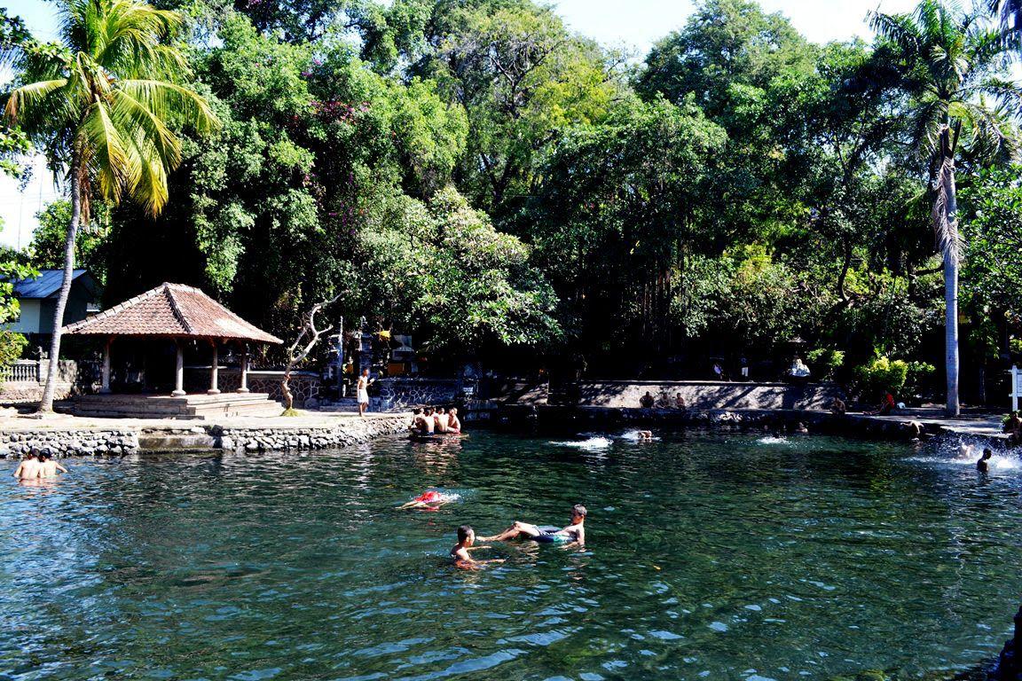 Kumpulan Tempat Wisata Tuban Jawa Timur Gambar Pemandian Bektiharjo Kab