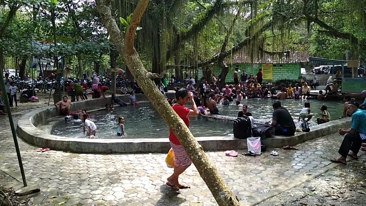 Pemandian Air Panas Nganget Tuban Jawa Timur Youtube Bektiharjo Kab