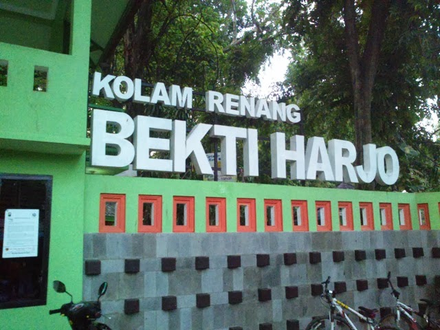 Pemandian Bektiharjo Alami Kota Tuban Postnusantara Kab