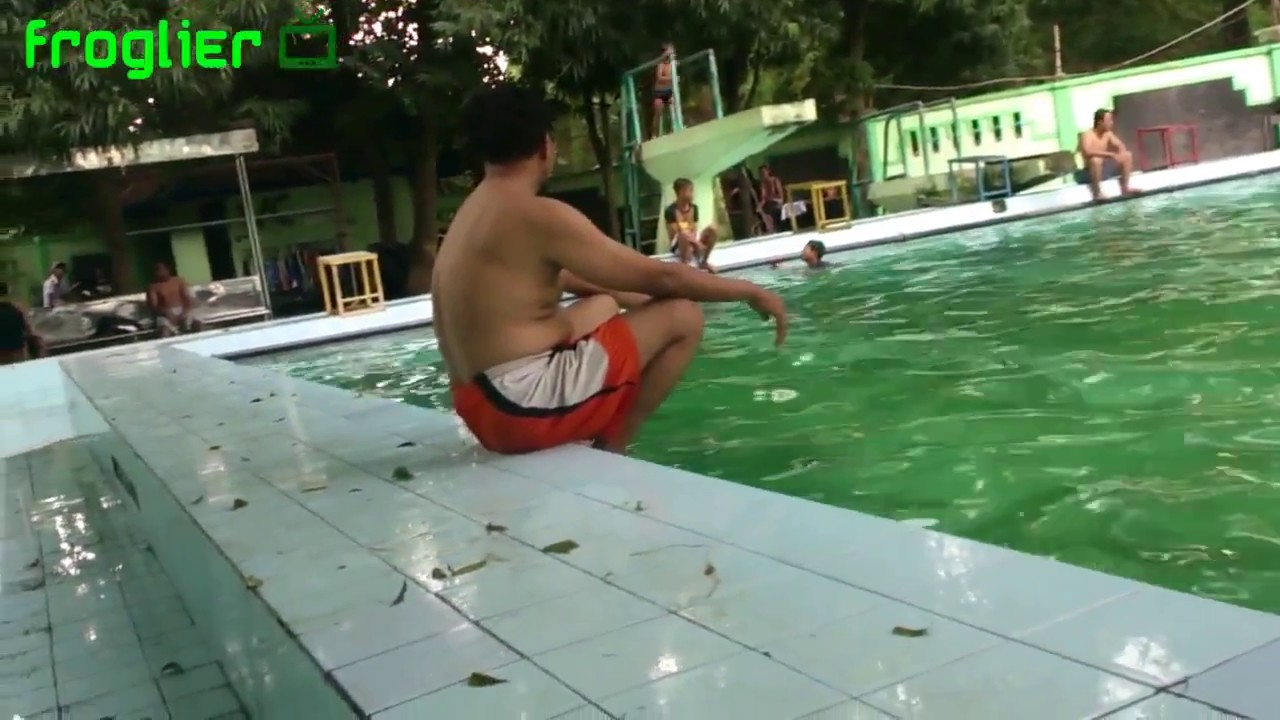 Wisata Air Kolam Pemandian Bekti Harjo Tuban Youtube Bektiharjo Kab