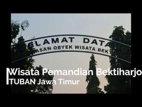 Wisata Pemandian Bektiharjo Tuban Jawa Timur Youtube Kab