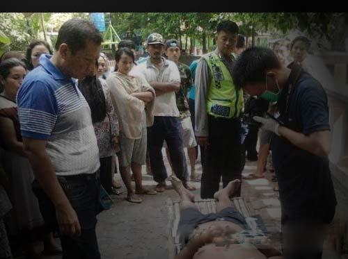 Wisatawan Surabaya Tewas Pemandian Bektiharjo Tuban Berita Pengunjung Tempat Berada