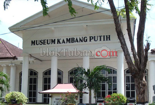 Bloktuban Museum Kambang Putih Lakukan Renovasi Kabupaten Tuban Taman Kab