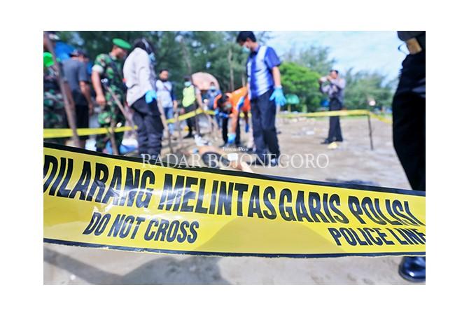 Ditemukan Mayat Kambang Putih Park Radar Bojonegoro Sinergi Posisi Taman