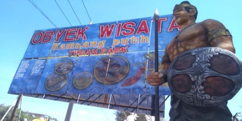 Investor Wisata Kambang Putih Gulung Tikar Kumparan Taman Kab Tuban
