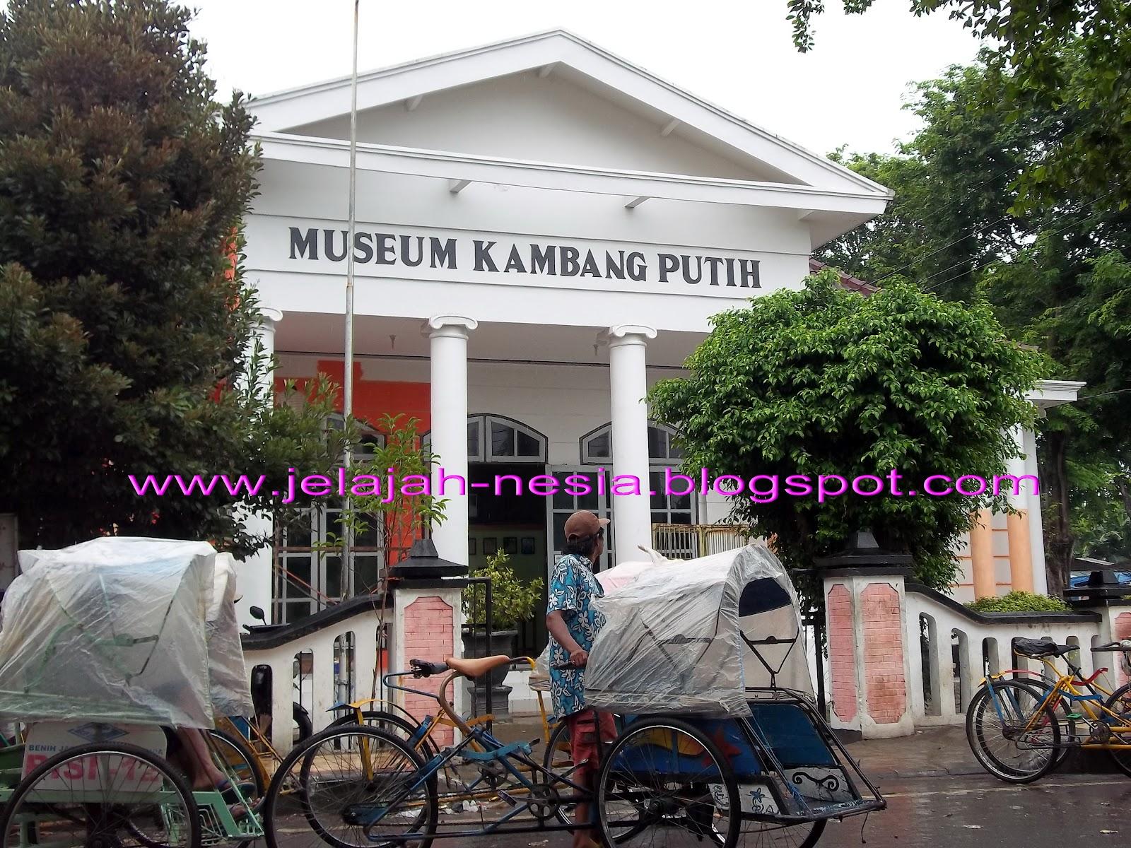 Jejak Sejarah Tuban Museum Kambang Putih Oleh Heri Agung Sebenarnya