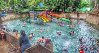 Kambang Putih Tuban Park Peta Pariwisata Kabupaten Gambar Taman Kab