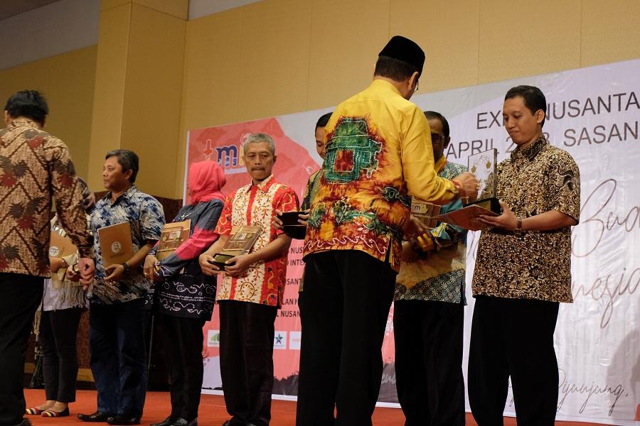 Museum Kambang Putih Raih Nominasi Tata Pamer Terbaik Tmii Taman