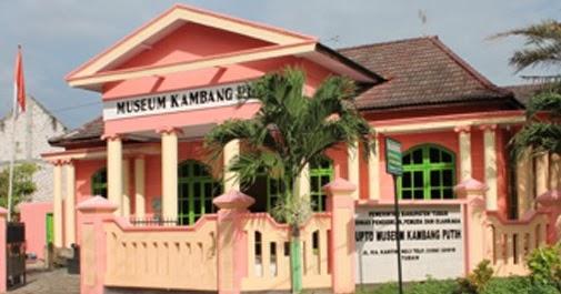 Museum Kambang Putih Tuban Taman Kab