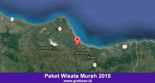 Paket Wisata Tuban Murah 2018 Taman Kambang Putih Kab