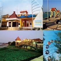 Pantai Wisata Kambang Putih P Boom Taman Kab Tuban