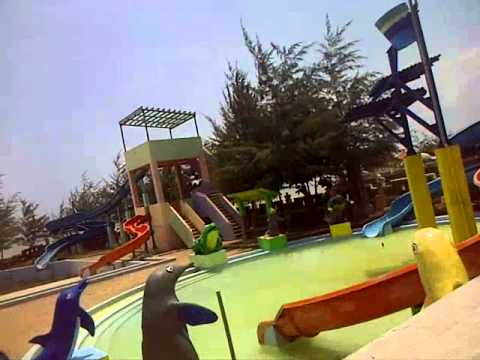 Terminal Wisata Kambang Putih Tuban Youtube Taman Kab