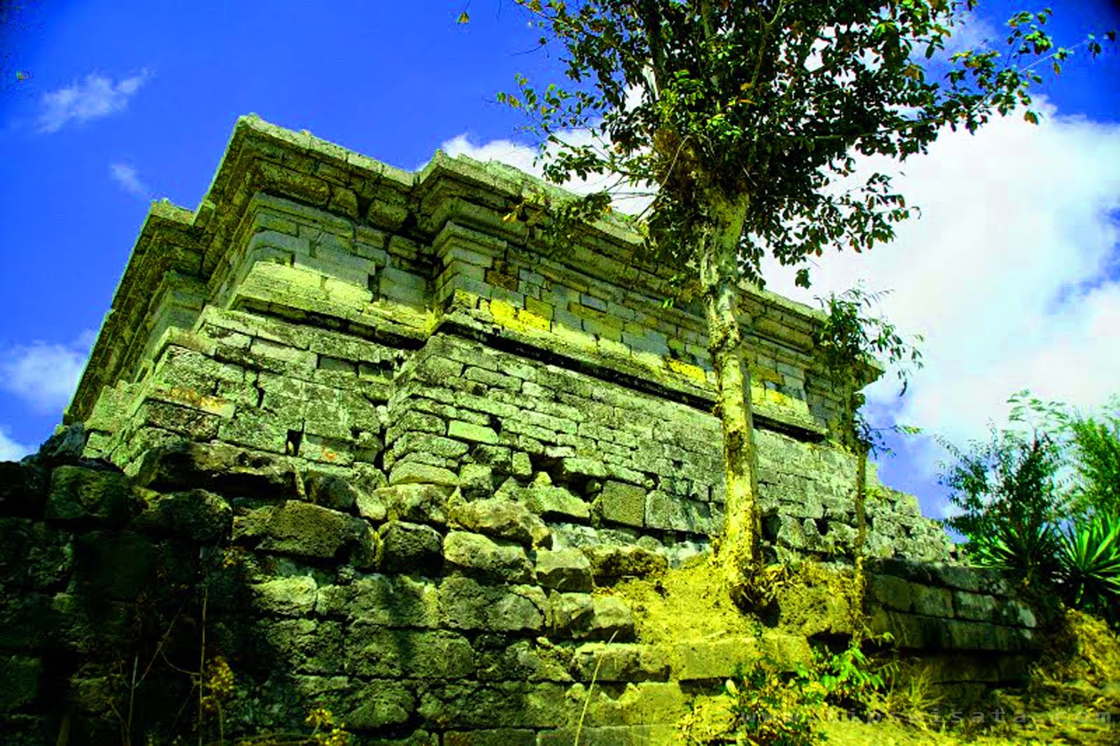 20 Tempat Wisata Tulungagung Terbaik Candi Dadi Kab