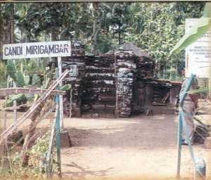 Cagar Budaya Kabupaten Tulungagung Pusaka Jawatimuran Candi Mirigambar Dadi Kab