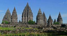 Candi Dadi Temple Pof Hill Tulungagung East Prambanan Central Java