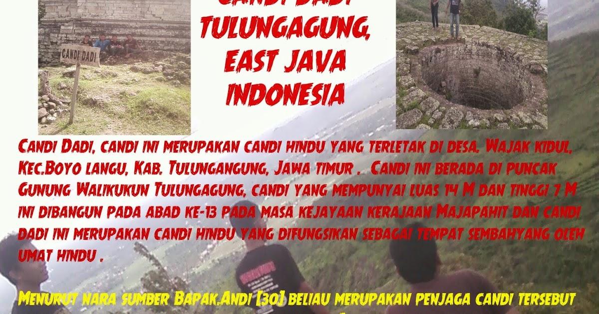 Chamim Blog Candi Dadi Tulungagung Kab