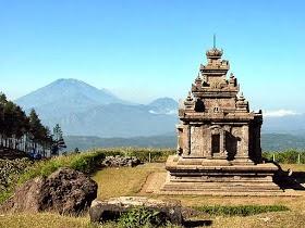 Gudang Pengetahuan Hindu Buddha Indonesia Peninggalan Kerajaan Candi Gedong Songo