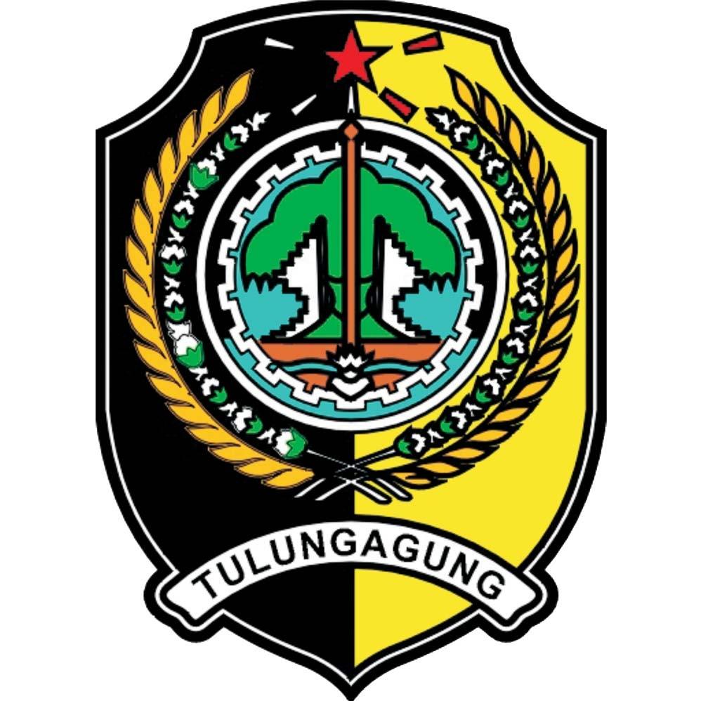 Kabupaten Tulungagung Signoutnow Logo Kab Candi Dadi