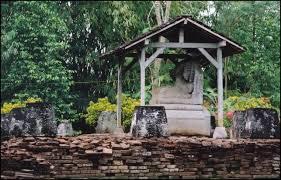 Sejarah Peristiwa Februari 2018 Candi Gayatri Reruntuhan Hindu Berada Dusun