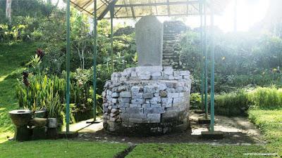 Candi Penampihan Suka Sejarah Tulungagung Sendang Kab Jawa Timur Deskripsi