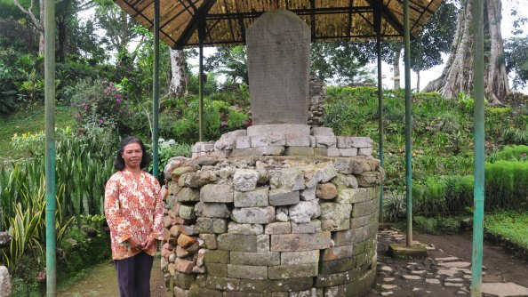 Desa Geger Kec Sendang Kab Tulungagung Penampihan Candi Menyejarah Pelosok