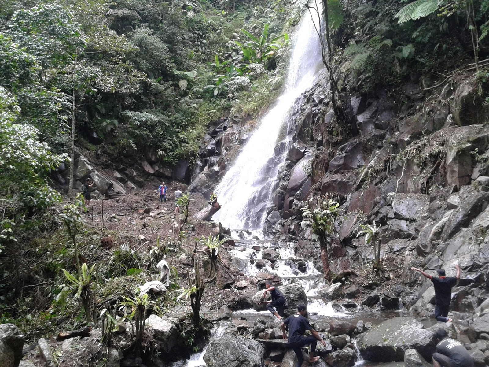 Kehidupan Wisata Desa Geger Kecamatan Sendang Kab Tulungagung Prov Air