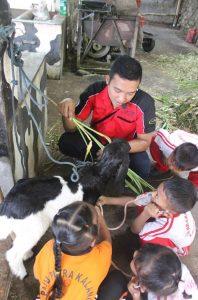 Kampung Susu Dinasty Nakala Tour Paket Wisata Tulungagung Kab