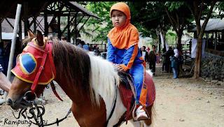 Kampung Susu Dinasty Tulungagung Seputar Berkuda Kab