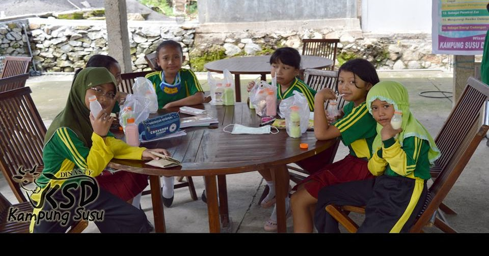 Kampung Susu Dinasty Tulungagung Sindopos Citizen Journalism Kab