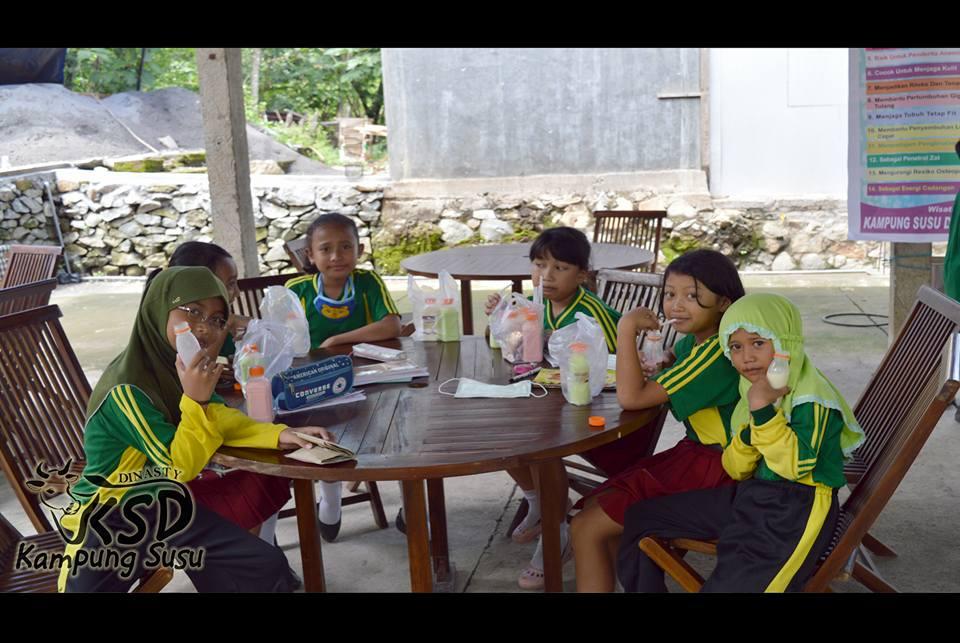 Kampung Susu Dinasty Tulungagung Sindopos Citizen Kab