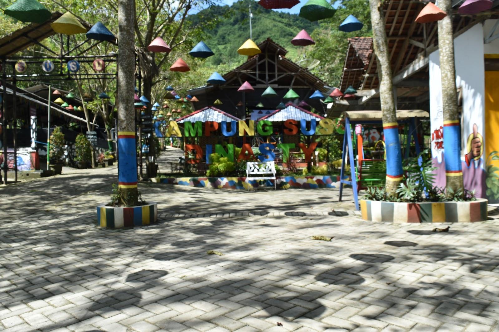 Kampung Susu Dinasty Wisata Edukasi Tulungagung Belajar Trading Pos Photo