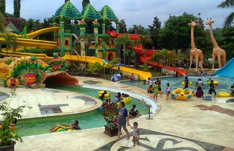 Objek Wisata Jambooland Waterpark Tulungagung Kacamatawisata Fasilitas Ditawarkan Lokasi Diantaranya