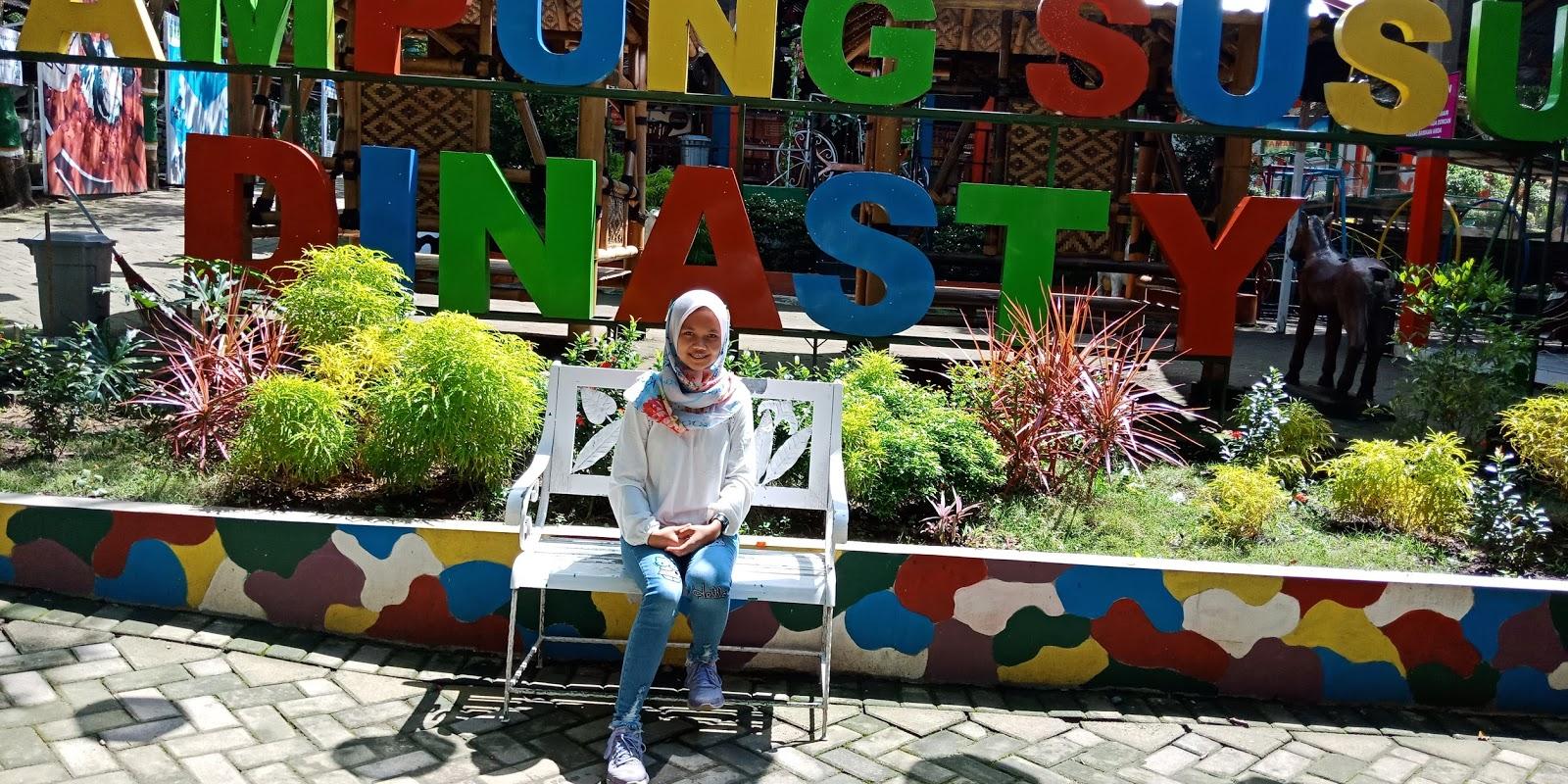 Traveling Kampung Susu Dinasti Ksd Lokasi Wisata Edukasi Dinasty Berada