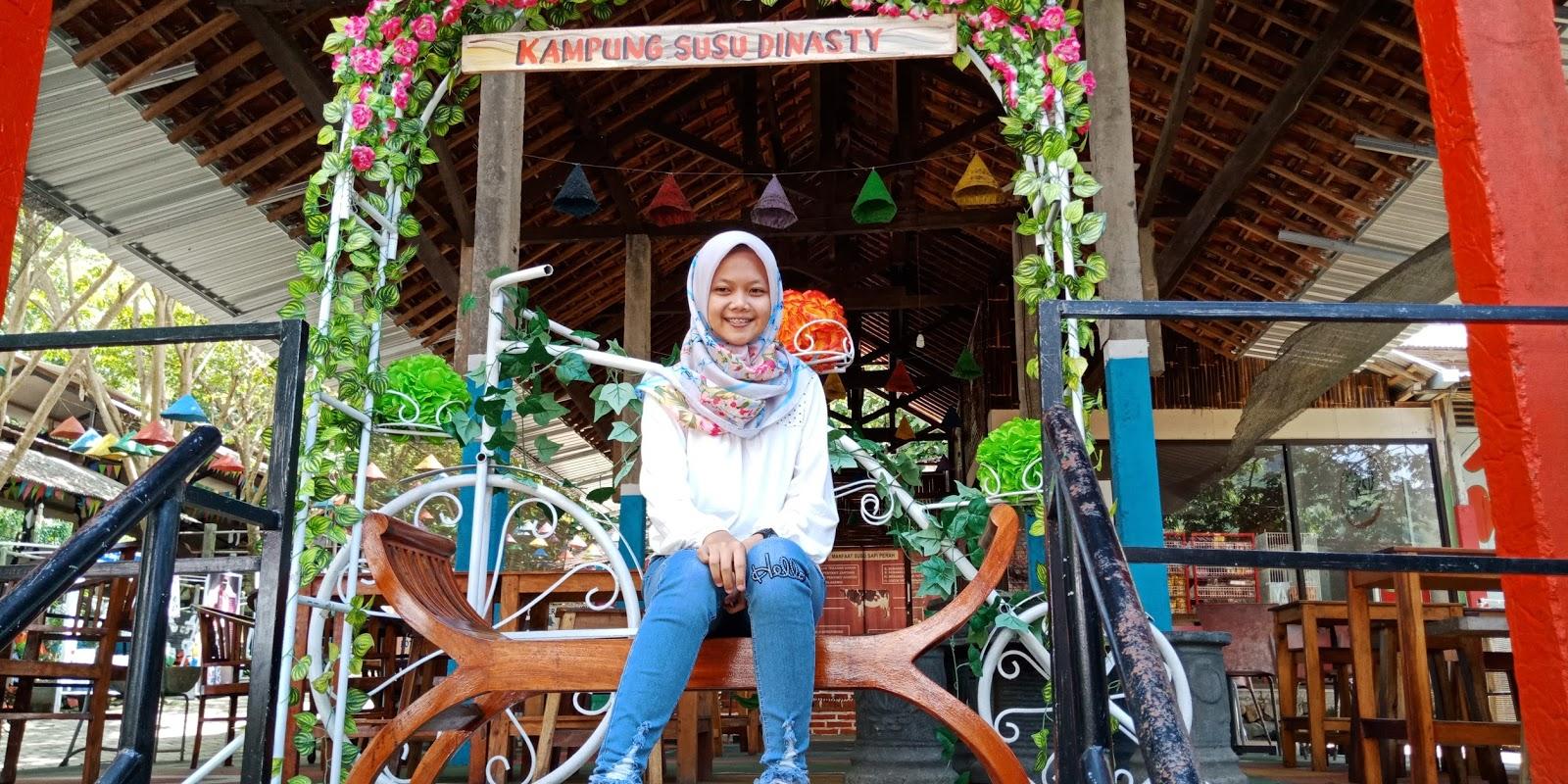 Traveling Kampung Susu Dinasti Ksd Wahana Bermain Anak Walau Sederhana