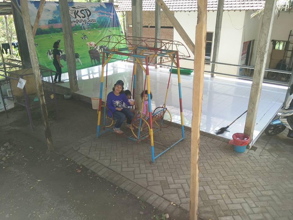 Wisata Edukasi Kampung Susu Dinasty Milk Sidem Gondang Tulungagung Objek
