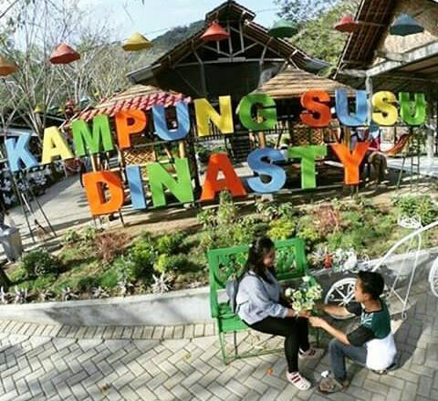 Wisata Kampung Susu Dinasty Mengedukasi Blog Tri Wahyuni Kab Tulungagung