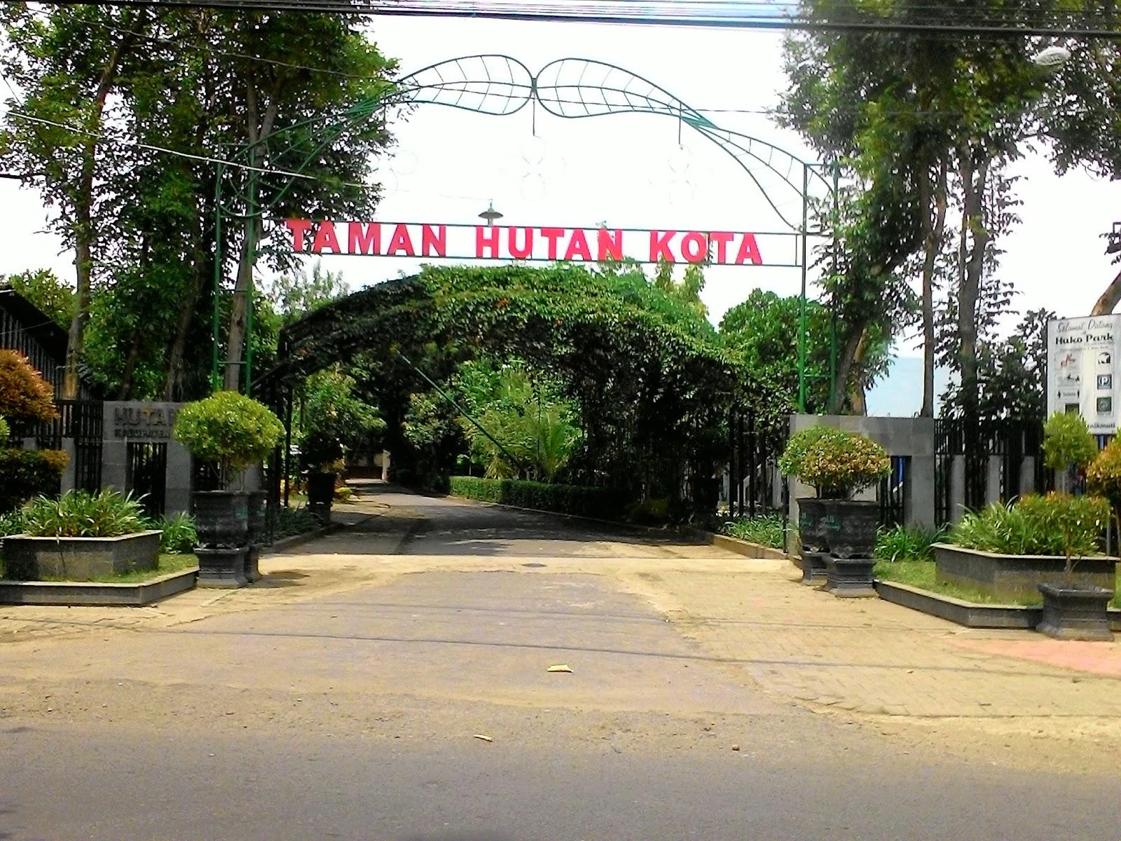 37 Obyek Tempat Wisata Tulungagung Jawa Timur Waduk Wonorejo Taman