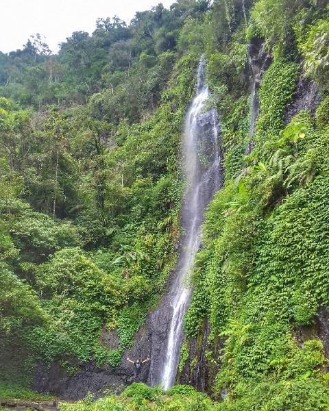 42 Tempat Wisata Tulungagung Patut Dikunjungi Air Terjun Jurang Senggani