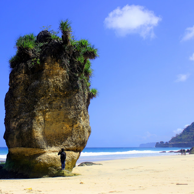 Bukan Malang Jawa Timur Punya Tulungagung Kamu 1 Pantai Lumbung