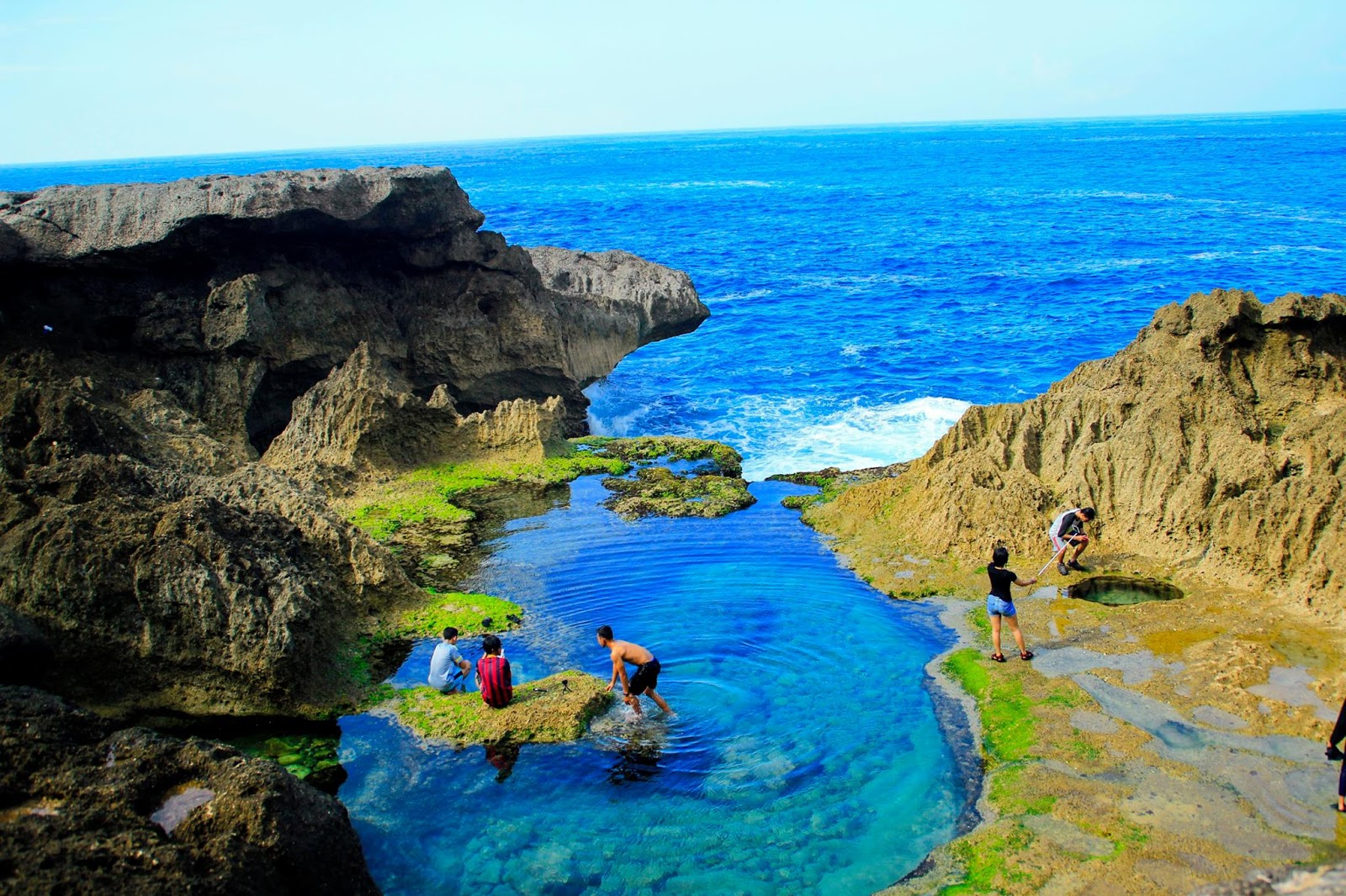Bukan Malang Jawa Timur Punya Tulungagung Kamu Singgahi Taman Air