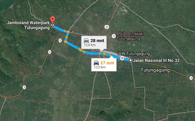 Pesona Keindahan Wisata Jambooland Waterpark Tulungagung Daftar Demikianlah Sedikit Ulasan